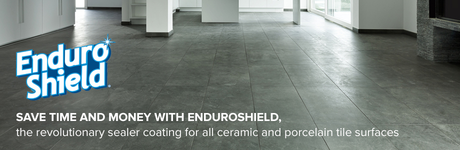 the revolutionary sealer coating for all ceramic and porcelain tile surfaces